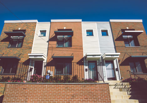 DC Habitat's Passive Houses in Ivy City